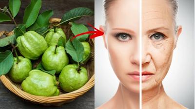 ورق الجوافة حلك السحربي للتخلص من تجاعيد وحب الشباب