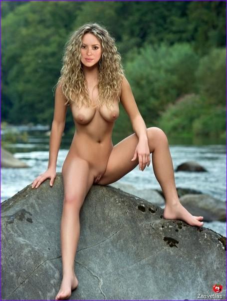 Эротические фотографии Шакиры