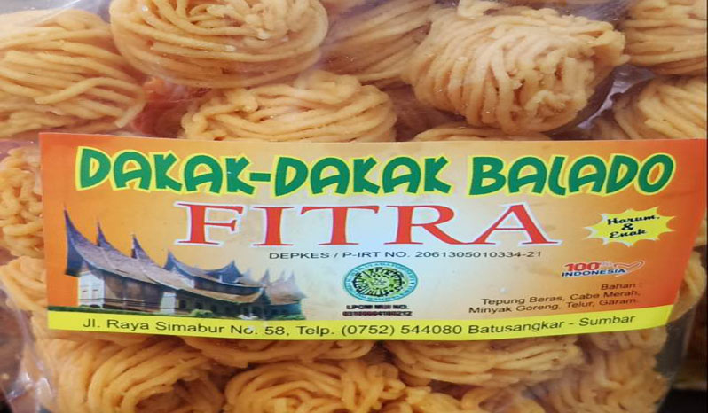 Dakak-dakak Balado Fitra