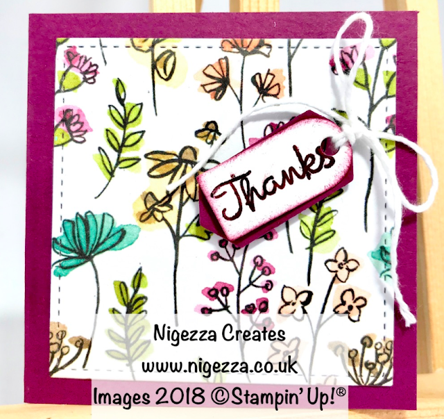 Tags & Tidings Tips: Not Just For Christmas! Nigezza Creates