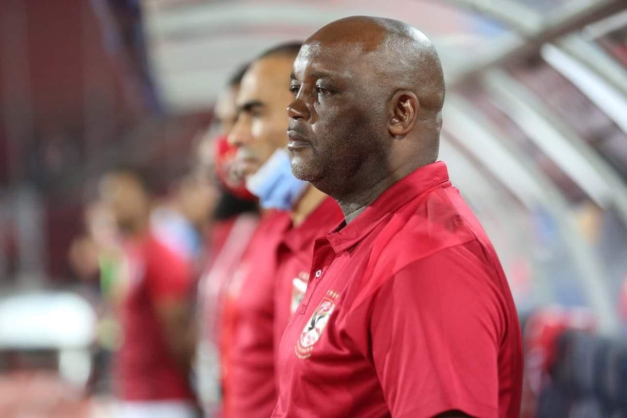 Pitso Mosimane will target his second CAF Champions League title with Al Ahly this time around instead of Mamelodi Sundowns