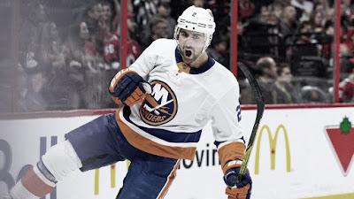 HOCKEY HIELO - Los Islanders en una racha de 6 victorias consecutivas