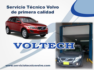 Taller Volvo Bogota - Voltech