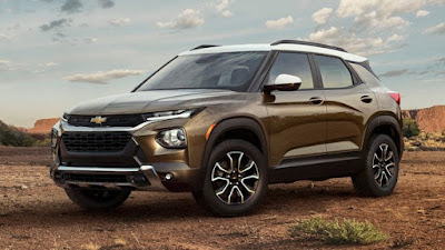 2021 Chevrolet Trailblazer Review, Specs, Price