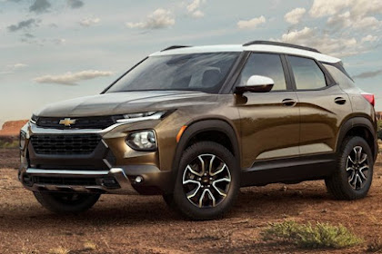 2021 Chevrolet Trailblazer Review, Specs, Price