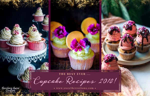 THE BEST EVER CUPCAKE RECIPES 2018