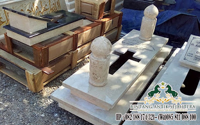 Pusara Makam Kristen Marmer, Harga Makam Katolik Marmer