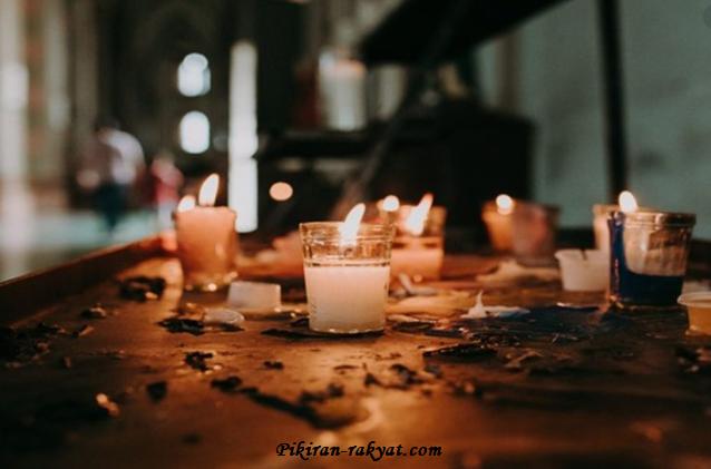 Cara Membuat Lilin Sendiri
