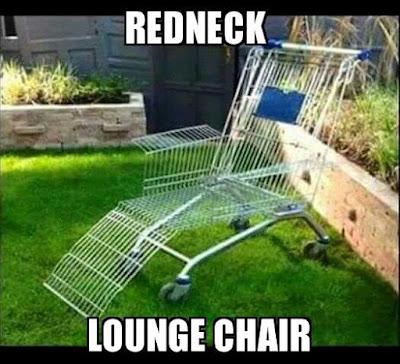 Redneck for sure!!