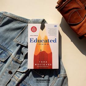 Buku 'Terdidik' Karya Tara Westover Bakal Dirilis Bulan Ini