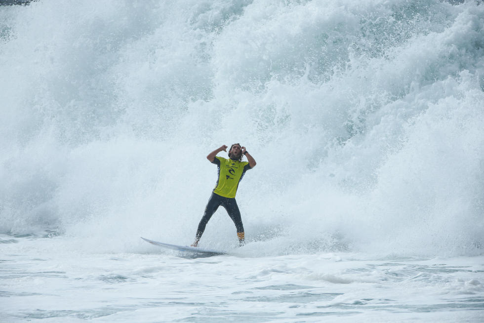 20 Matt Wilkinson Rip Curl Pro Bells Beach Foto WSL Ed Sloane