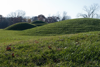 Mound City, Hopewell Culture National Historical Park. Image Courtesy of Tim Black.