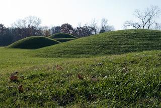 Mound City, Hopewell Culture National Historical Park. Image Courtesy of Tim Black.
