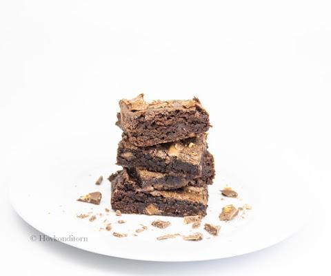 Hazelnut Chocolate Brownies