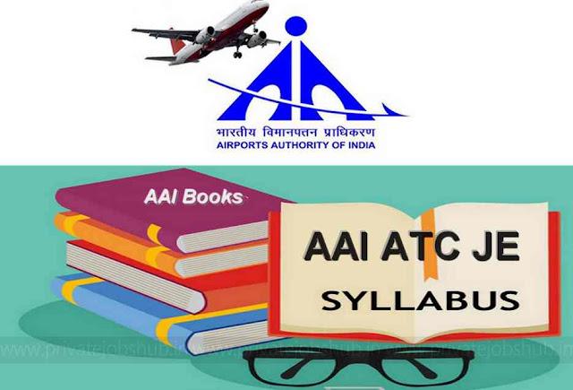 AAI ATC JE Syllabus