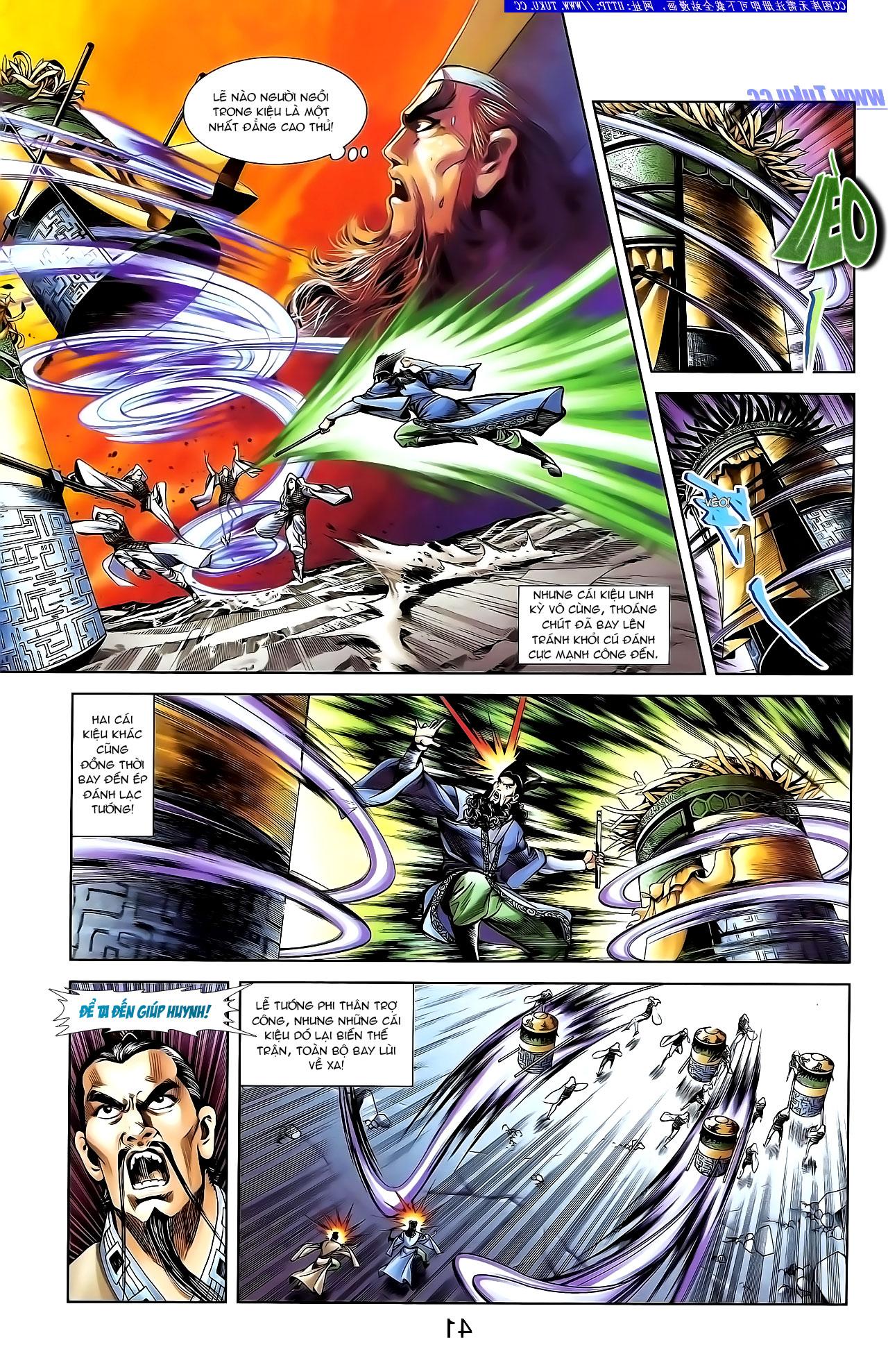 Cơ Phát Khai Chu Bản chapter 133 trang 22