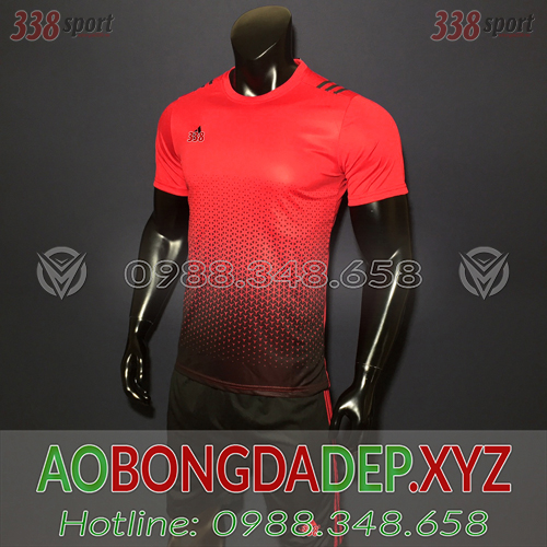 Áo Adidas AB 2019 Màu Đỏ Đen Đẹp