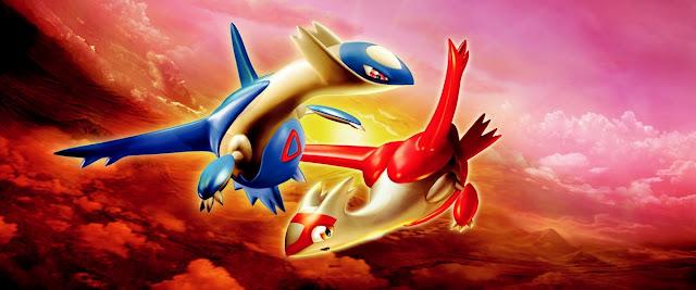 Héroes Pokémon: Latios y Latias (2GB) (HDL) (Latino) (Mega)