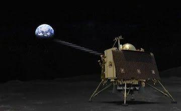 चंद्रयान-2 की लोडिंग कैसे हुआ  chandrayaan-2-ki -anding-kaise-huwa