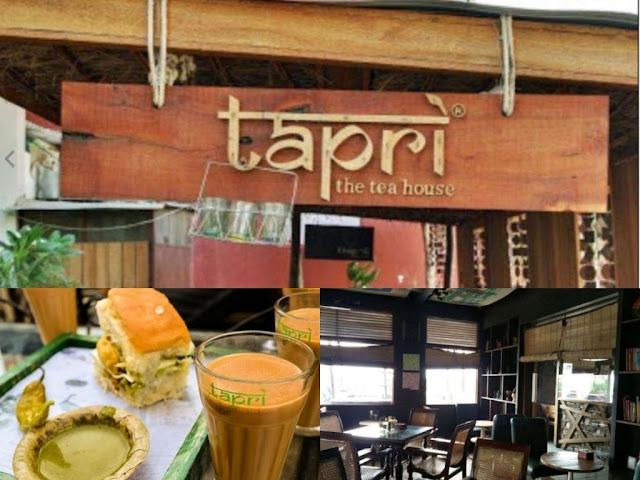 Cafe Tapri- The tea house