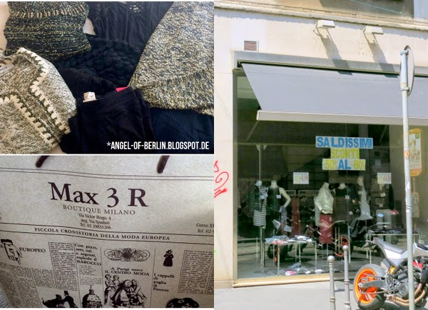 Milano - Max 3 R