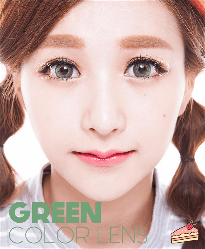 gg shinny green 3