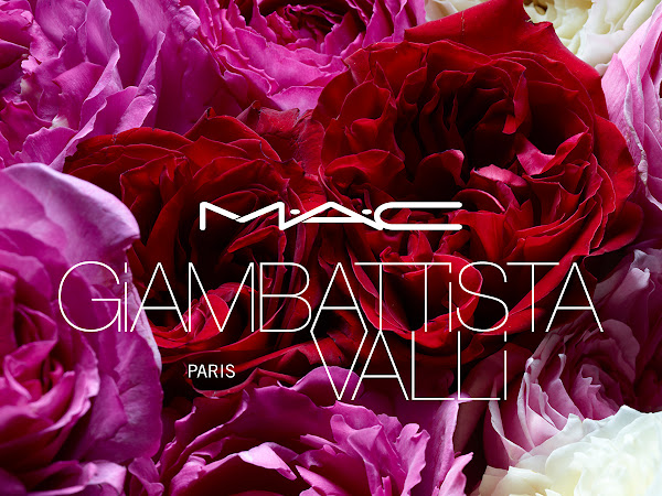Press Release: MAC Giambattista Valli - September 7th, 2015