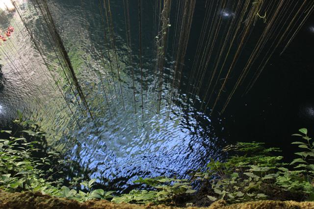 Cenote Ik Kil o Cenote Azul Sagrado