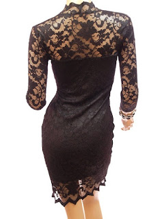 pretty lace dresses 2013