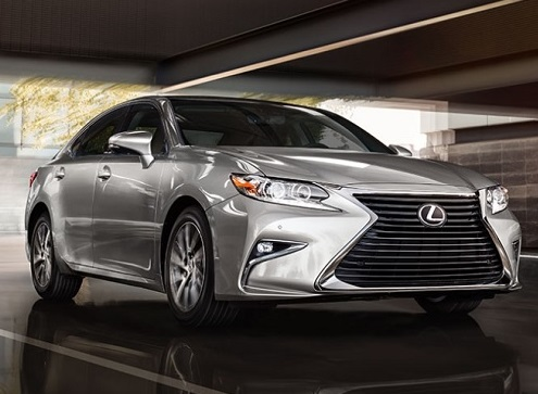 Lexus ES 2017 Car Pricing