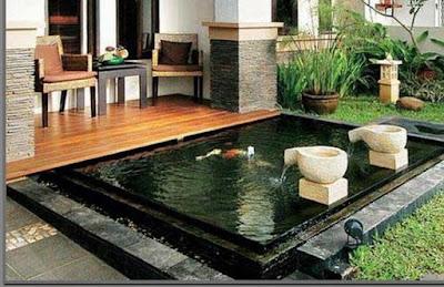 jasa pembuatan kolam ikan murah