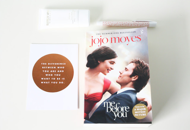 Me Before You+A Giveaway