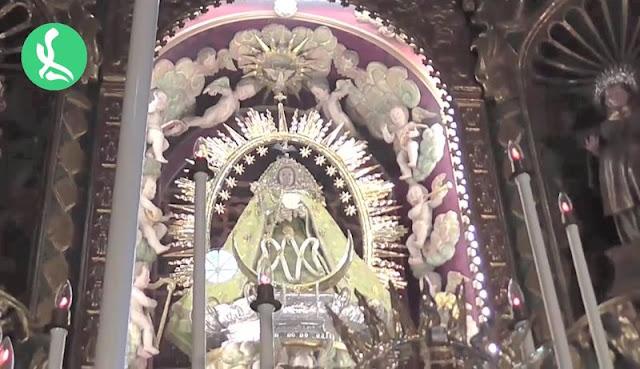 Distinción honorífica: Medalla de Oro al Real Santuario de Nuestra Señora de Las Nieves (Enlace)
