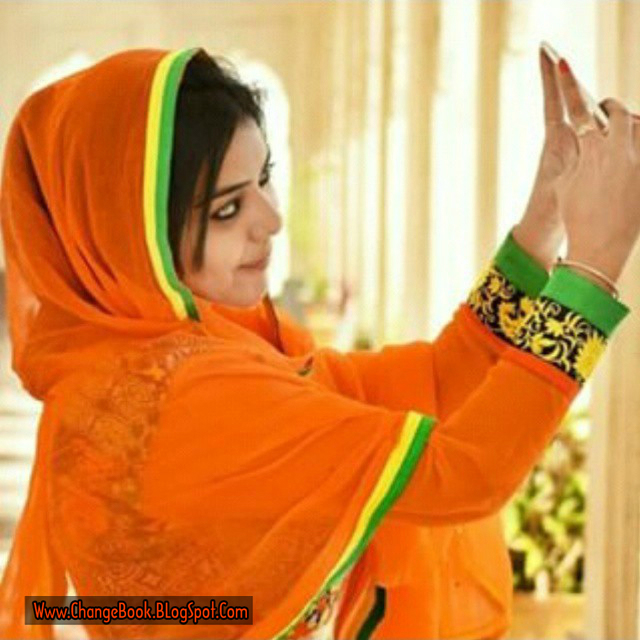 Punjabi Sweet Girl Photo