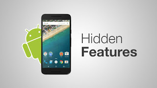 Secret Features Of Android Smartphone