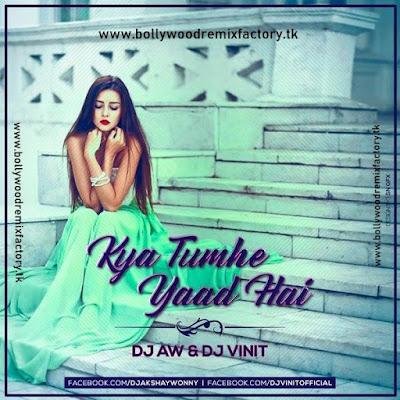 Kya Tumhe Yaad Hai - Dj Aw & Dj Vinit