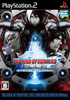 The King of Fighters 2002 Unlimited Match NTSC PS2