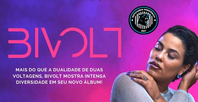 LANÇAMENTO | Bivolt lança álbum homônimo pela Som Livre