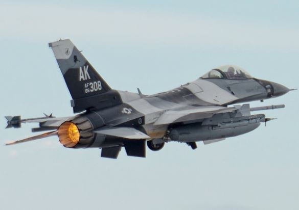 F-16 Fighting Falcon specs