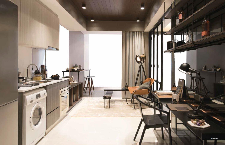Gem Residences kitchen