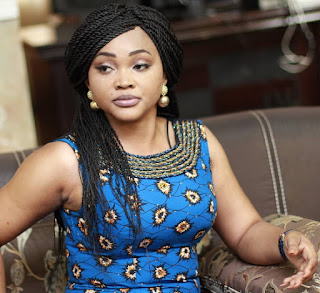 I had to sell my jewelry to pay my daughter's school fees – Mercy Aigbe