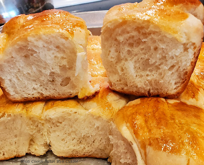 Best Sweet Yeast Rolls What S Cookin Italian Style Cuisine