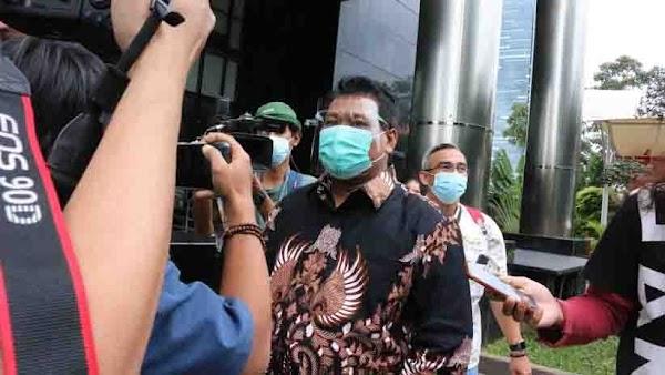 Politisi PDIP Kembalikan Duit dari Tersangka Korupsi Bansos Juliari ke KPK