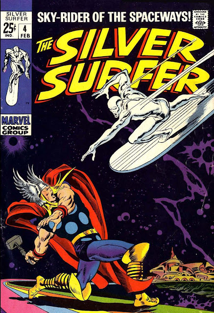5 things YOU MUST know Stan Lee, Silver Surfer