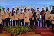 Ketua Pengawas dan Ketua Umum SKT-FORPETAB hadiri Mubes Ke Lima KESTI TTKKDH di Serang