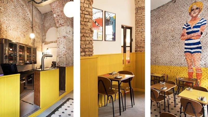 Rizoma Architetture ha progettato il secondo locale milanese di Berberè