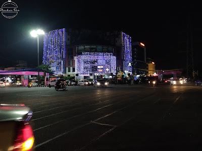 Diwali in Vaishali Nagar