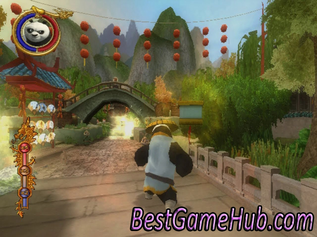 Kung Fu Panda Compressed PC Repack Game Download