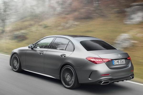 Mercedes Benz Clase C 2022