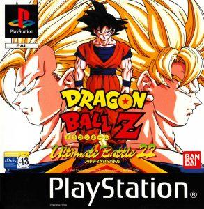 Baixar Dragon Ball Z: Ultimate Battle 22 (1995) PS1 Torrent